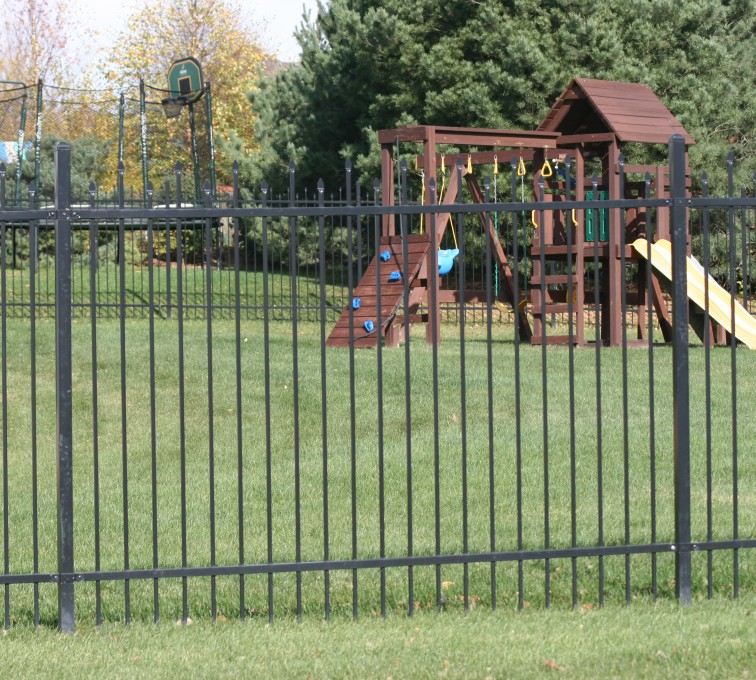 AFC Grand Island - Ornamental Fencing, 1065 6'