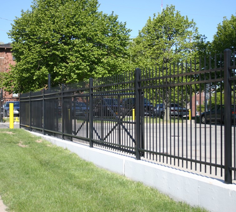 AFC Grand Island - Ornamental Fencing, 1077 Black Spear Top Energy Services