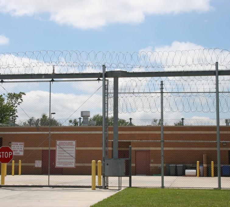 AmeriFence Corporation Kansas City - Custom Gates, Estate Telephone Entry, 2100 Ty-Metal Plus Gate