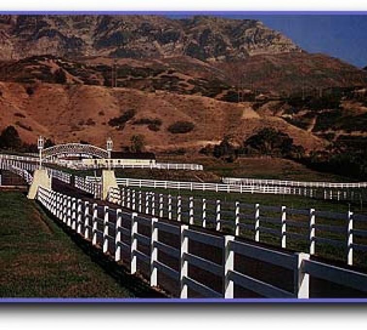 AmeriFence Corporation Kansas City - Vinyl Fencing, 3 Ranch Rail (956)