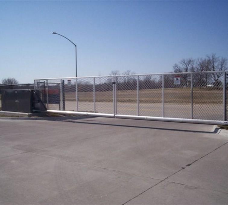 AFC Grand Island - Custom Gates, 6' Double Tilt Away Gate - AFC - IA