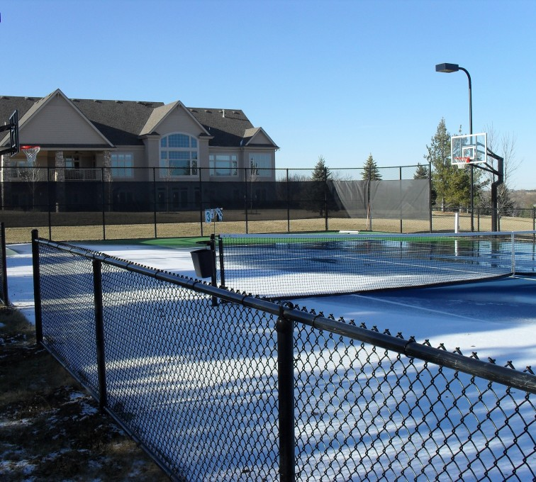AFC Grand Island - Sports Fencing, BVCL Tennis Court