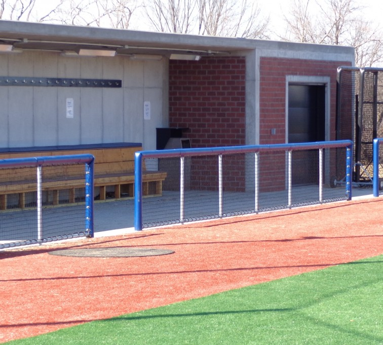 AFC Grand Island - Sports Fencing, Commercial - Railing - AFC-KC