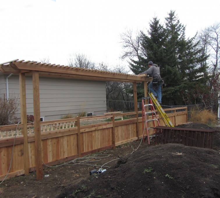 AmeriFence Corporation Kansas City - Wood Fencing, Custom Arbor AFC, SD