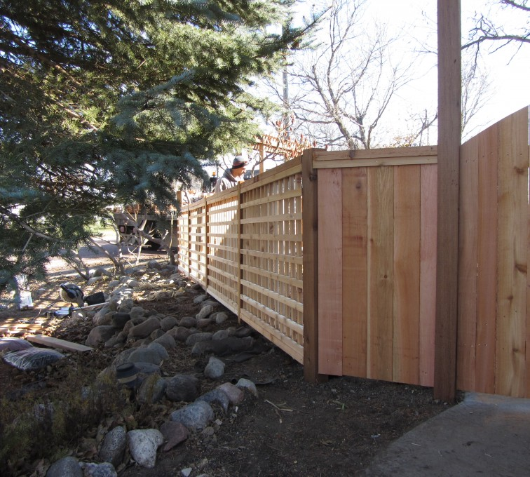 AmeriFence Corporation Kansas City - Wood Fencing, Custom Cedar 10