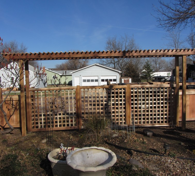 AmeriFence Corporation Kansas City - Wood Fencing, Custom Cedar 11