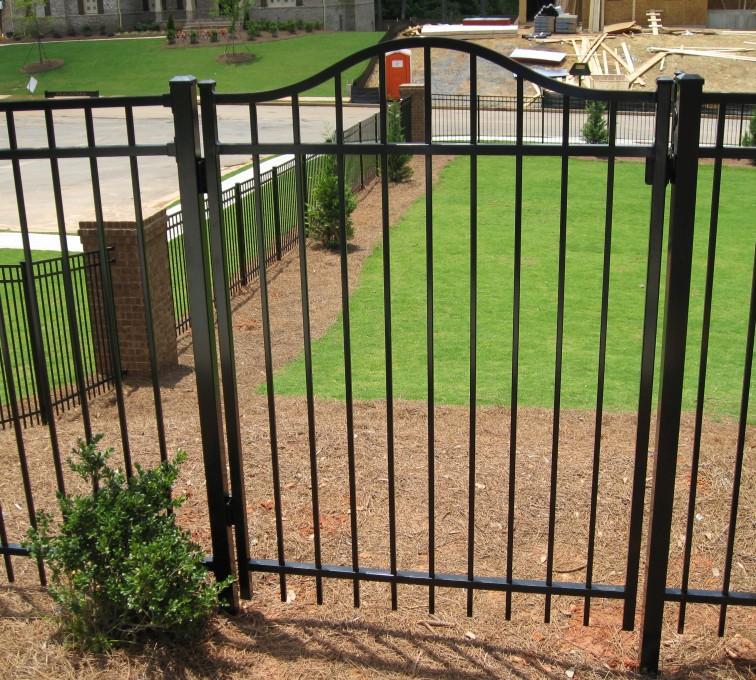 Kansas City Fence Company - American Ornamental Fencing, Flat Top (2)