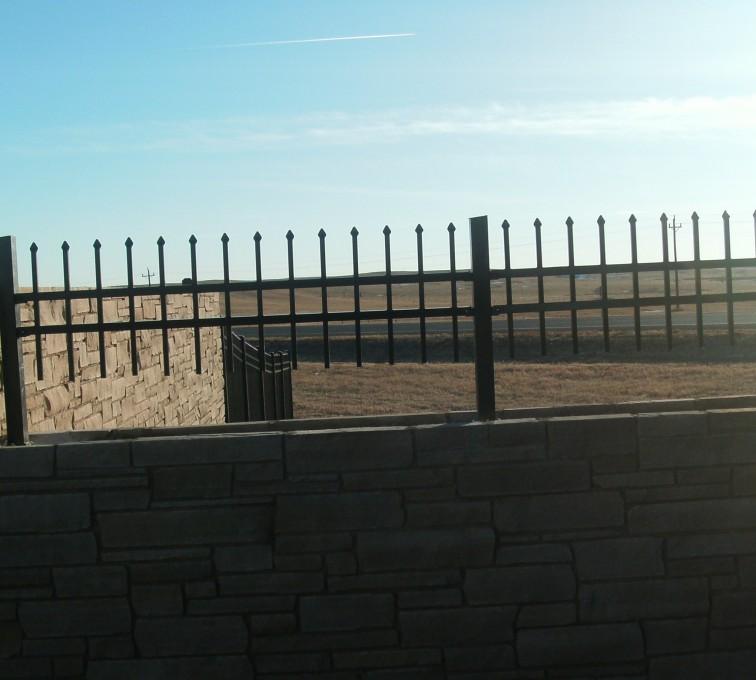 Kansas City Fence Company - Custom Iron Gate Fencing