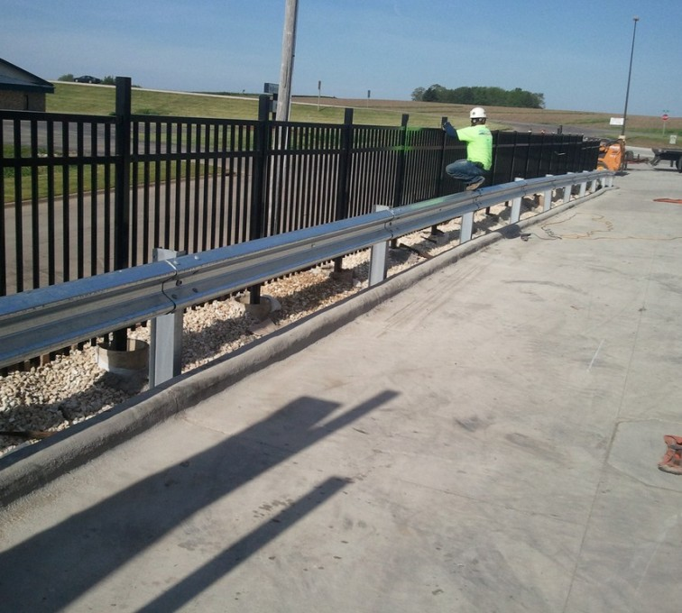 AFC Grand Island - Ornamental Fencing, Guardrail and 3 Rail Ornamental - AFC - IA