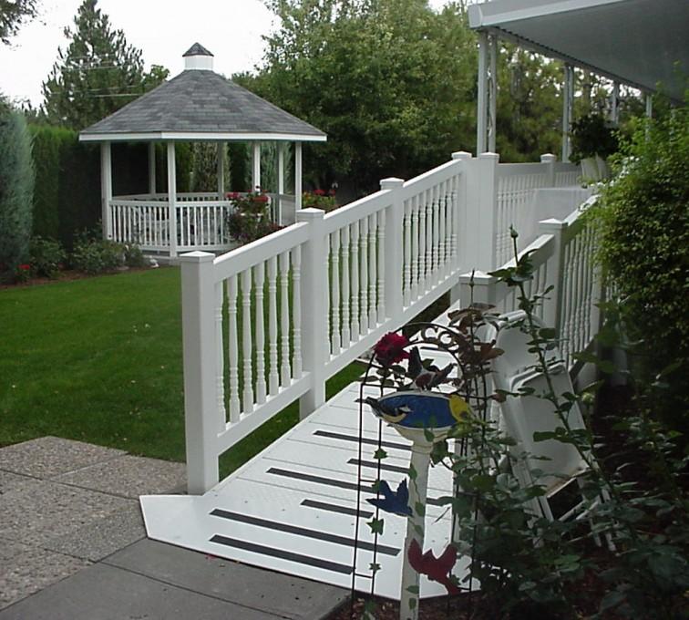 Kansas City Fence Company - Specialty Product Fencing, Gazebo (909)