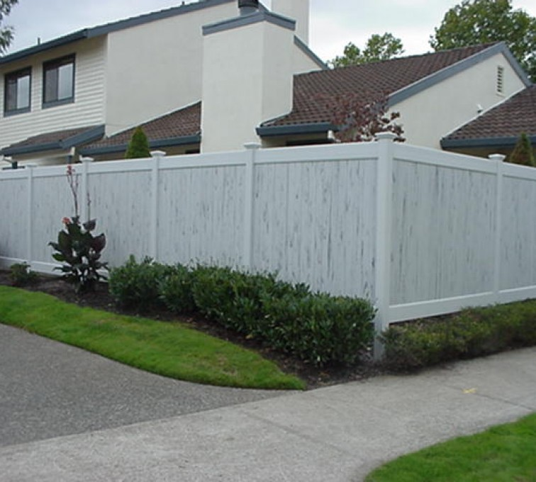 AmeriFence Corporation Kansas City - Vinyl Fencing, Greystone (602)