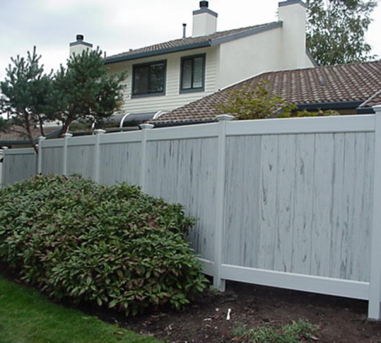 AmeriFence Corporation Kansas City - Vinyl Fencing, Greystone (603)