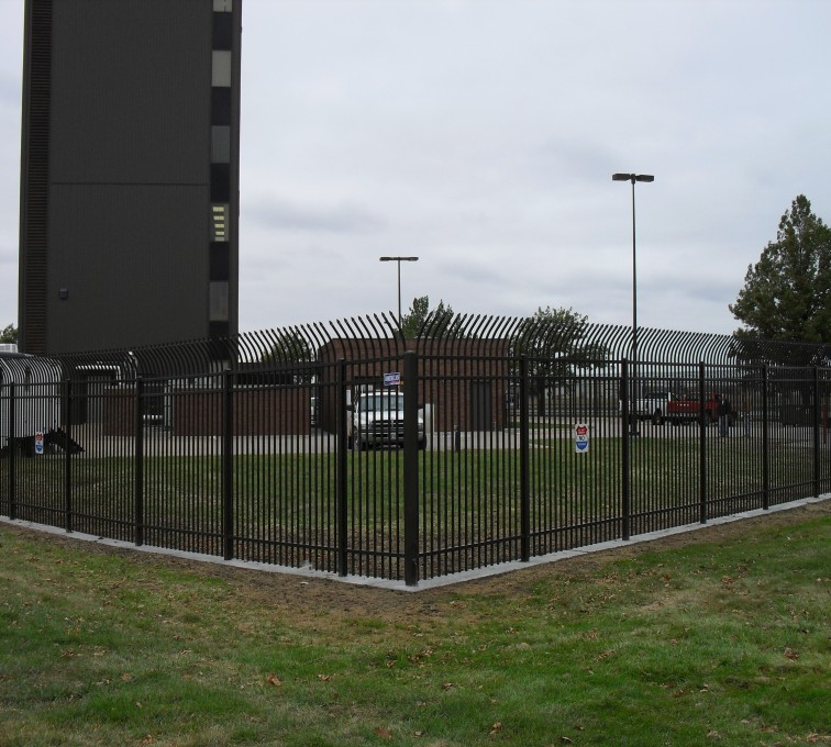 AFC Grand Island - Ornamental Fencing, High Security Ornamental