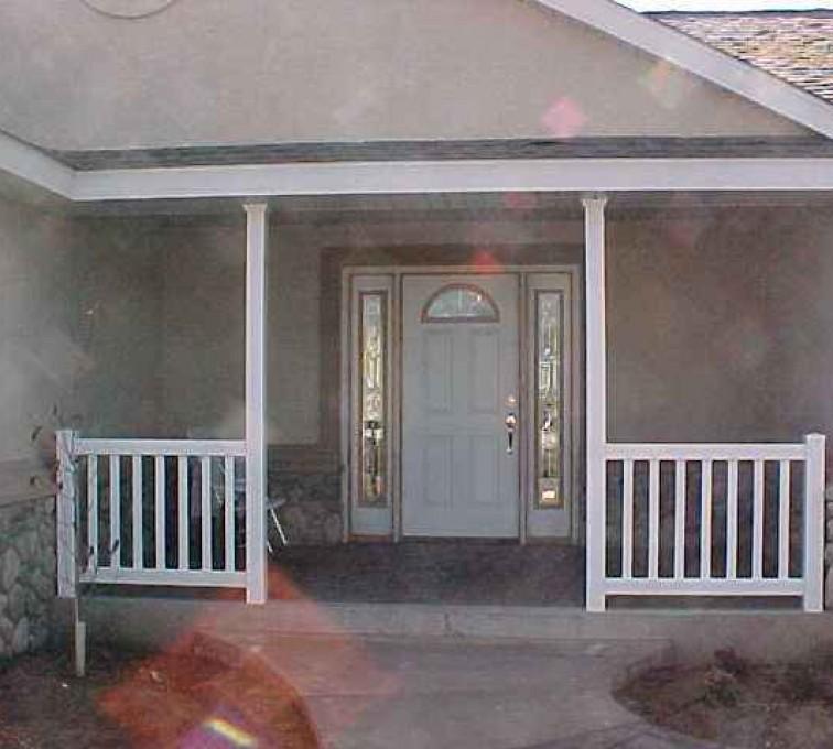 Kansas City Fence Company - Custom Railing, MVC-002S