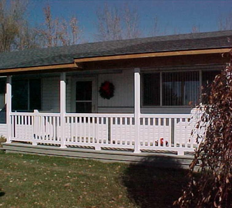 Kansas City Fence Company - Custom Railing, MVC-003S