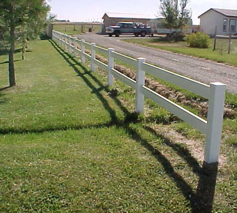 AmeriFence Corporation Kansas City - Vinyl Fencing, MVC-018S