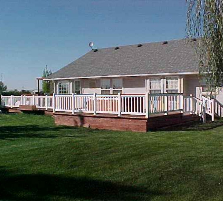 Kansas City Fence Company - Custom Railing, MVC-019S1