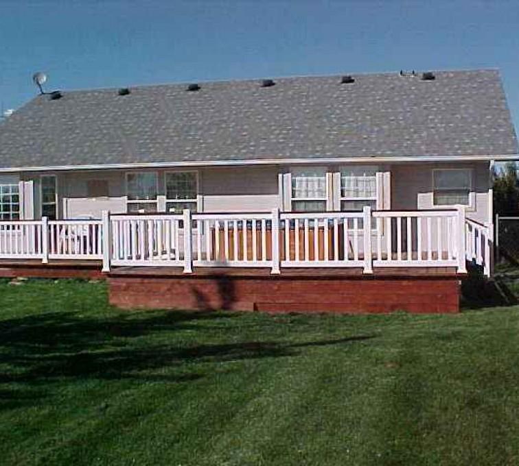 Kansas City Fence Company - Custom Railing, MVC-020S1