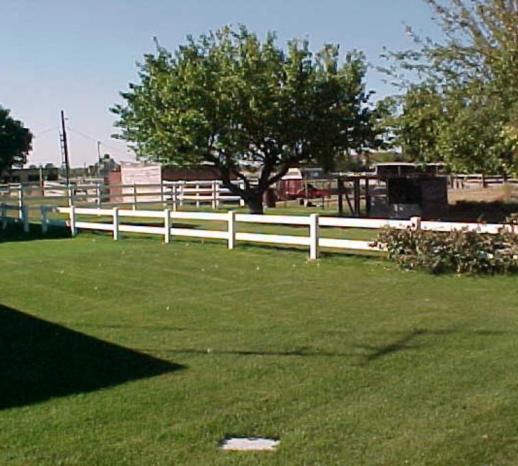AmeriFence Corporation Kansas City - Vinyl Fencing, MVC-025S