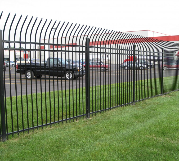 Kansas City Fence Company - American Ornamental Fencing, Commercial