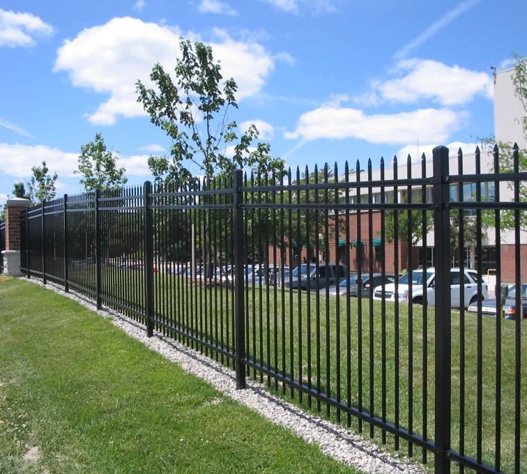 Kansas City Fence Company - American Ornamental Fencing, Spear Top (2)