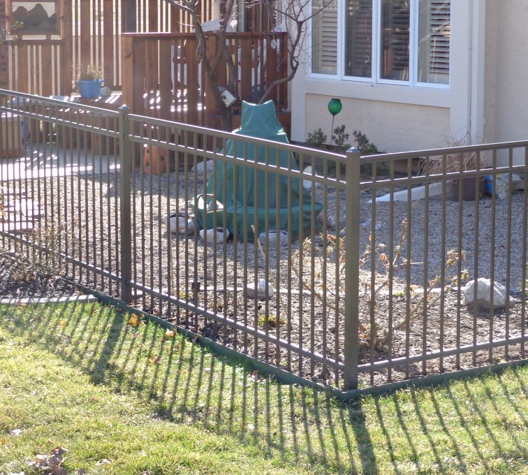 AFC Grand Island - Ornamental Fencing, Bronze - AFC-KC