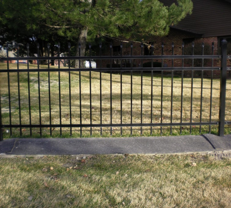 AFC Grand Island - Ornamental Fencing, Ornamental Spear Top - AFC - Grand Island