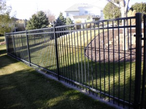 Kansas City Fence Company - Ornamental Fencing, Ornamental Flat Top - AFC - Grand Island