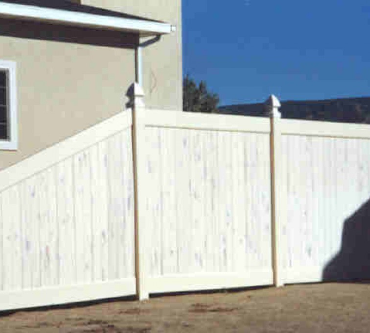 AmeriFence Corporation Kansas City - Vinyl Fencing, Privacy Cedarcrest (618)