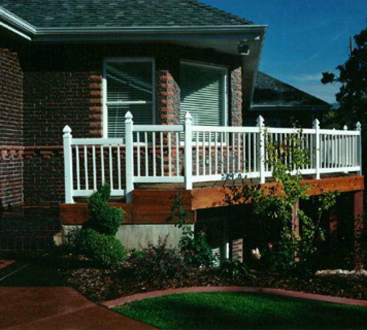 Kansas City Fence Company - Custom Railing, Railing (906)