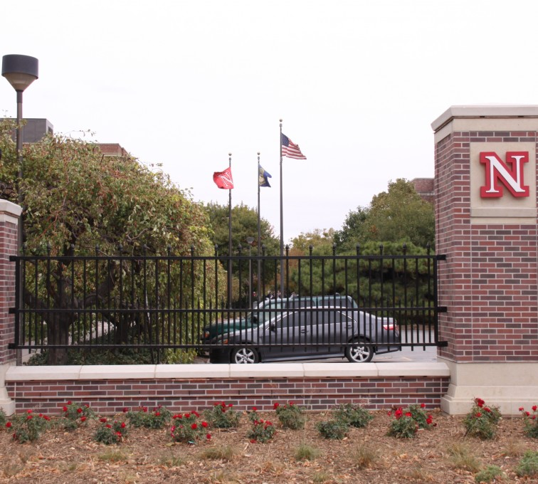 Kansas City Fence Company - Custom Iron Gate Fencing, UNL #6