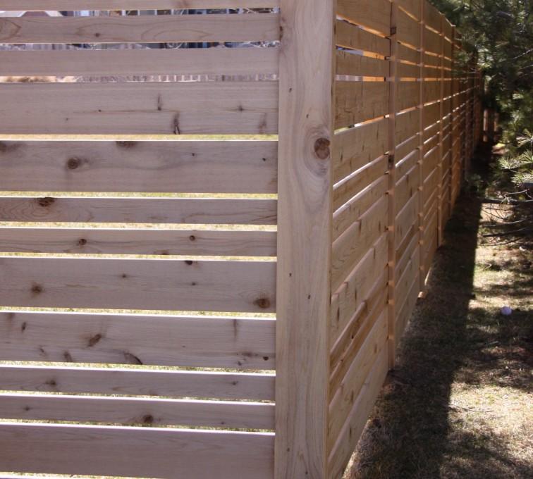 AmeriFence Corporation Kansas City - Wood Fencing, Will White #9