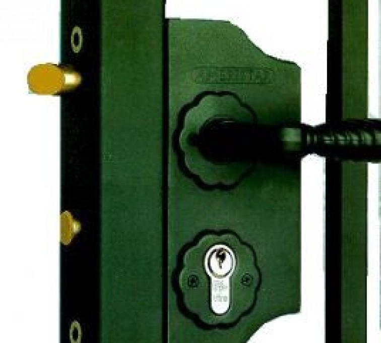 AmeriFence Corporation Kansas City - Accessories, Amerilock-Ornamental Fence Gate Lock