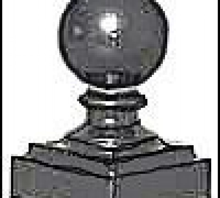 AmeriFence Corporation Kansas City - Accessories, Ornamental Ball Cap-Ornamental Fence